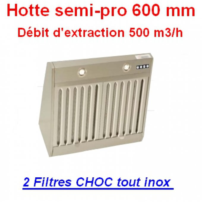 hotte-semi-professionnelle-600-mm-complete