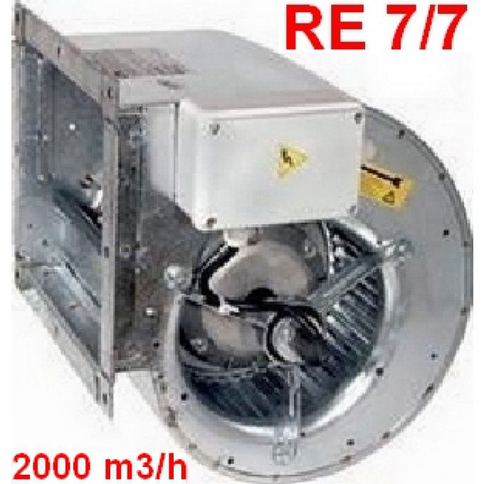 Ventilateur RE 7/7  300 Watts