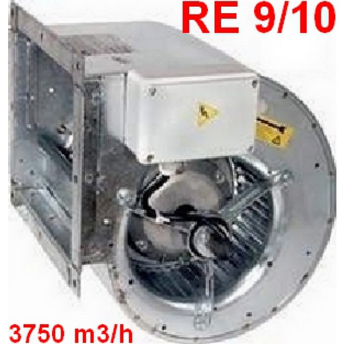 Ventilateur RE 9/10  600 Watts